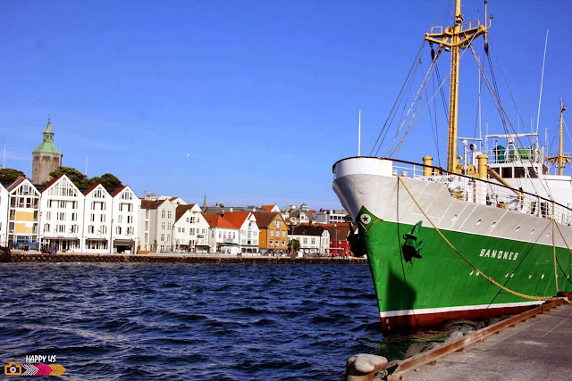 Norvège - Stavanger