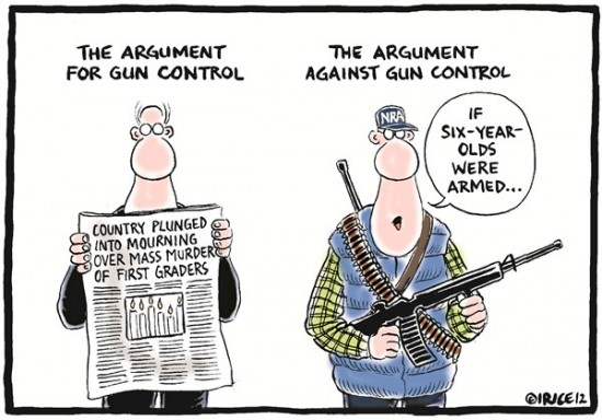 the role the government should play in gun control Gun control facts: the commerce clause makes the regulation of gun sales should be left to the states with the federal government maintaining its role of.
