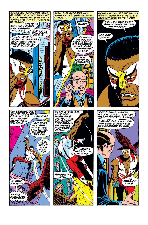 Captain America (1968) Issue #154 #68 - English 19