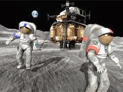 Astronot Uzayda