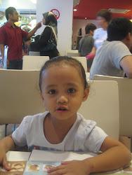 Cik Bieha 3 tahun