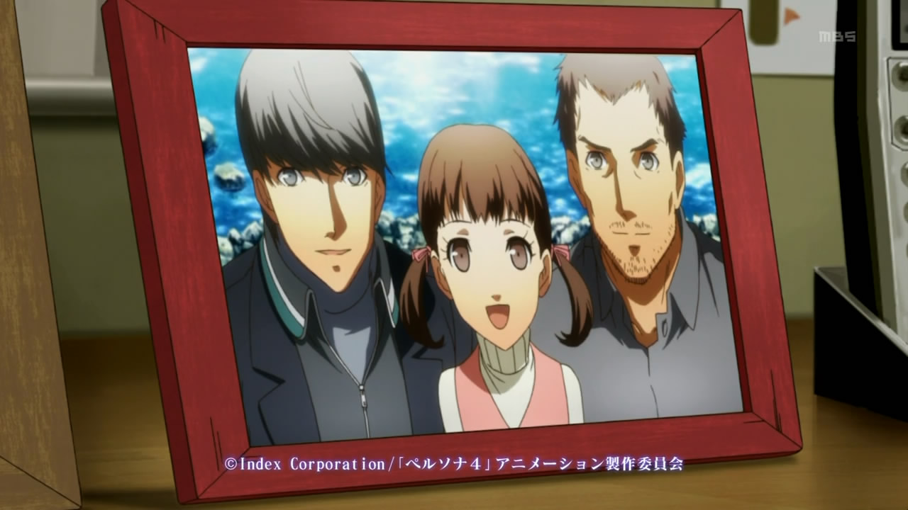 keluarga+bahagia Persona 4 The Animation Episode 18 [ Subtitle Indonesia ]
