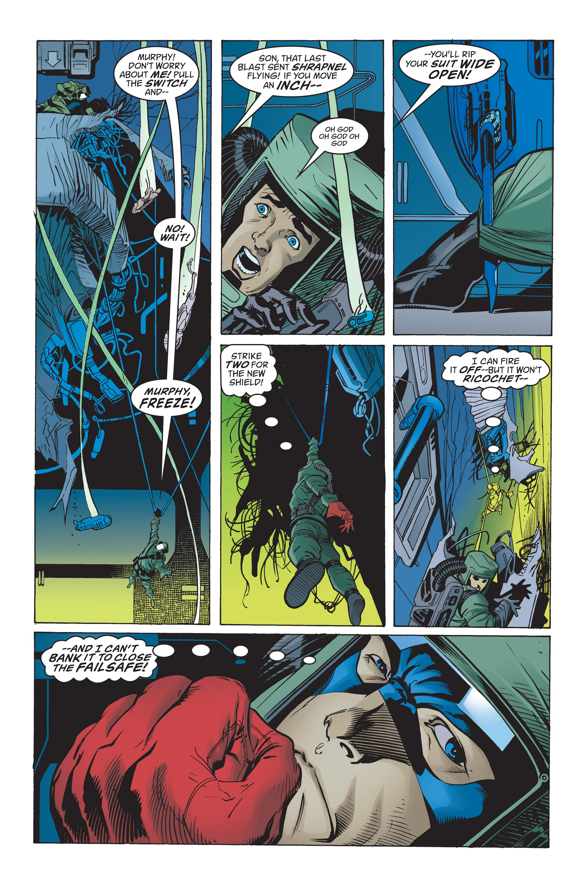 Captain America (1998) Issue #20 #26 - English 15