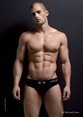 Todd Sanfield by Kevin McDermott for Oh My God Magazine