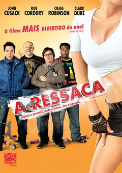 Torrent Filme A Ressaca 2010 Dublado 720p BDRip HD completo