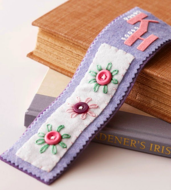 Awesome Picture of Handmade Bookmark Designs - Fabulous Homes ...