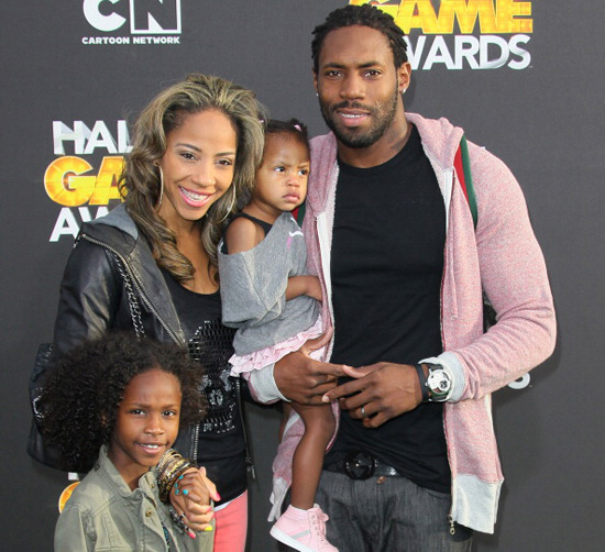 A Man Asks His Wife A Question About Their Son But Is: NY Jets Antonio Cromartie's Wife Expecting Twins, His 11th
