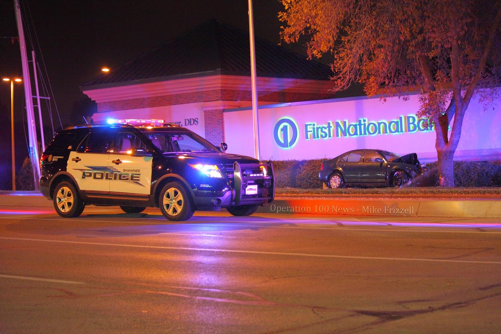Car Accidentin Shawnee Ks On May