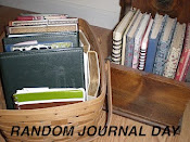 RANDOM JOURNAL DAY BLOG-HOP: JOIN US!
