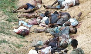 Massacres of Innocent Civilians by LTTE Terrorists