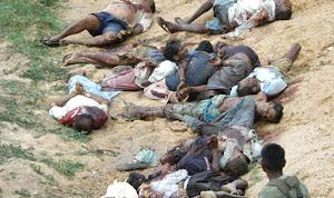 Massacres of Innocent Civilians by LTTE Terrorists
