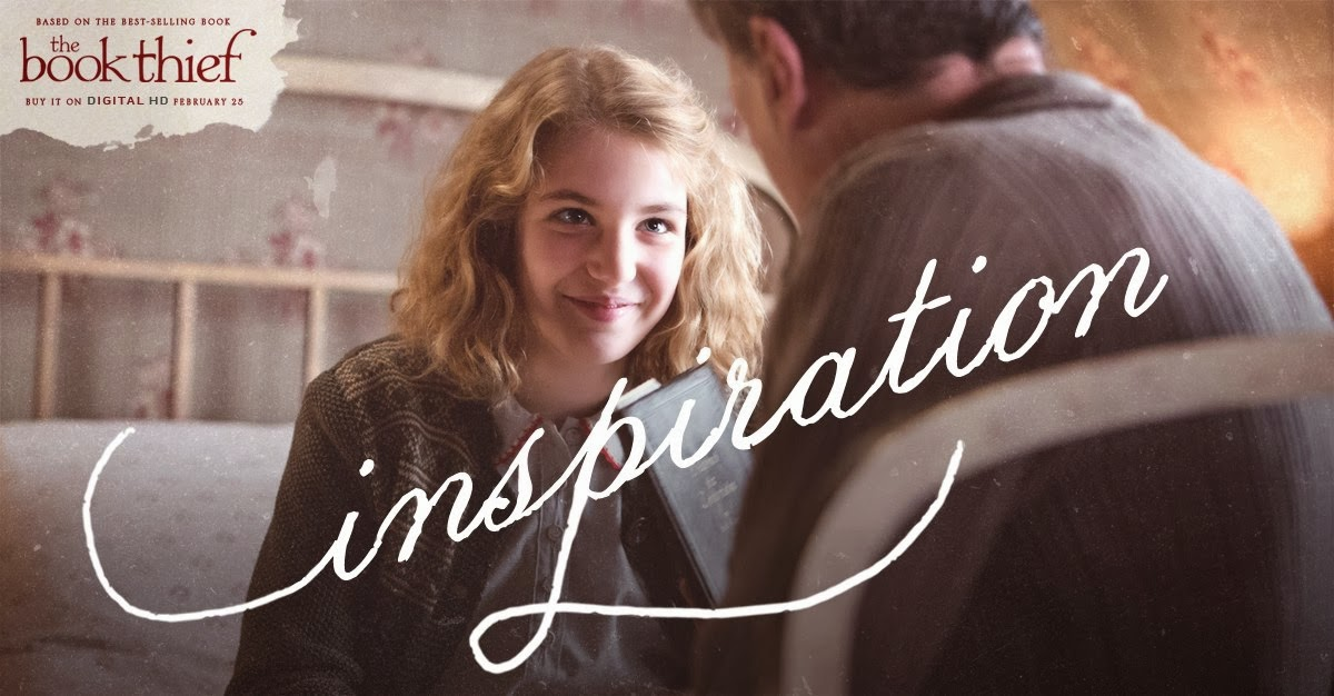 the book thief inspiration