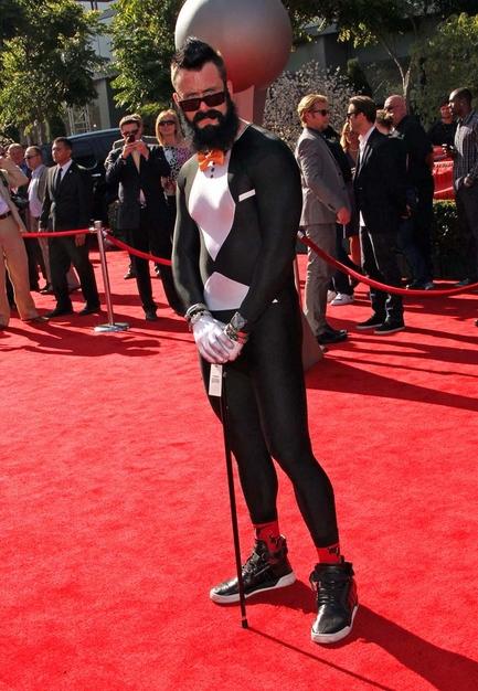 Brian Wilson Espys Sasquatch Brian Wilson Espy Awards-2011
