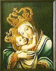 Nossa Senhora das Alegrias, rogai por nós!