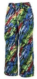 2012 Kids Snow Pants Fashion Trend
