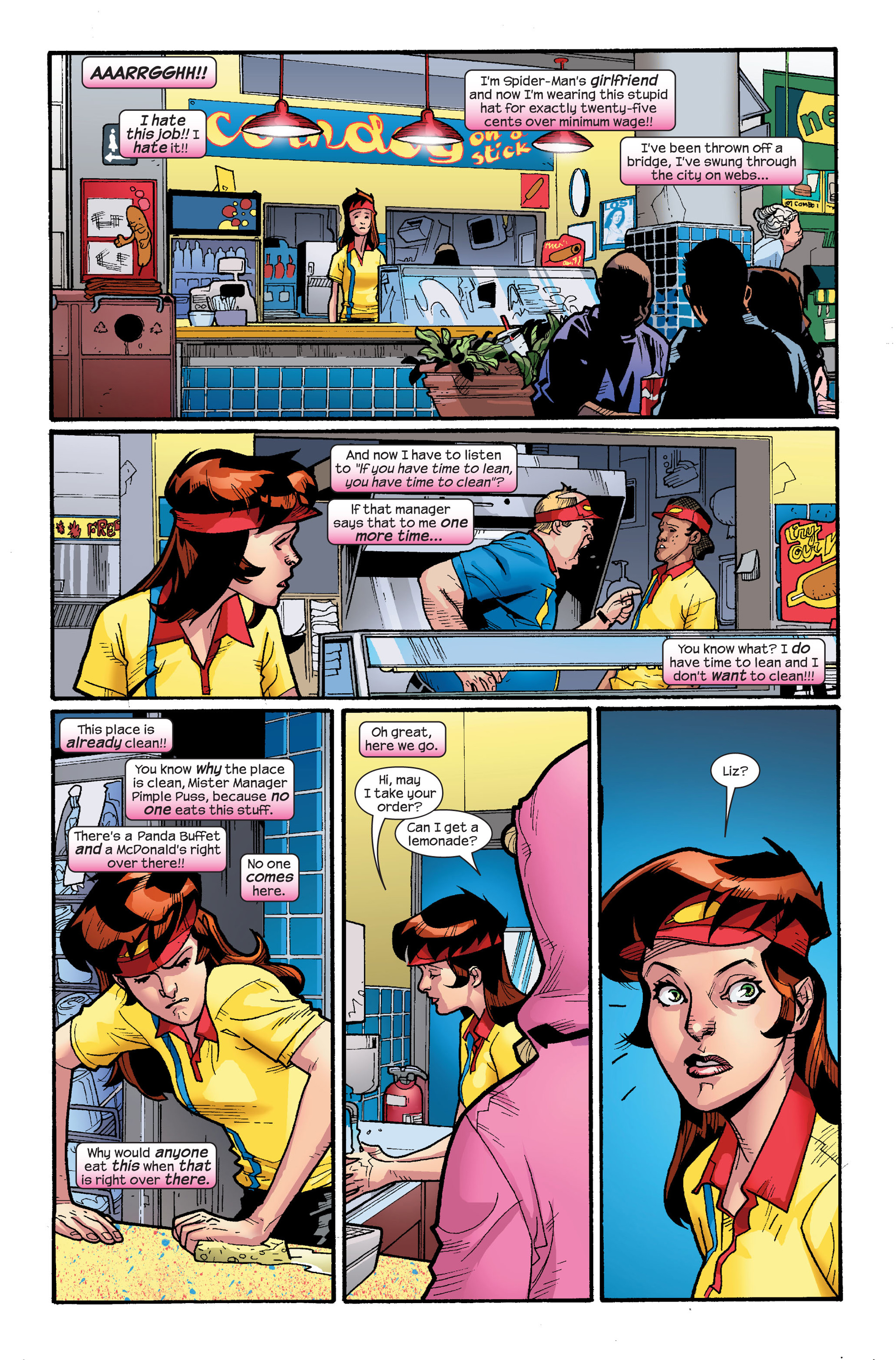 Ultimate Spider-Man (2000) Issue #118 #122 - English 5