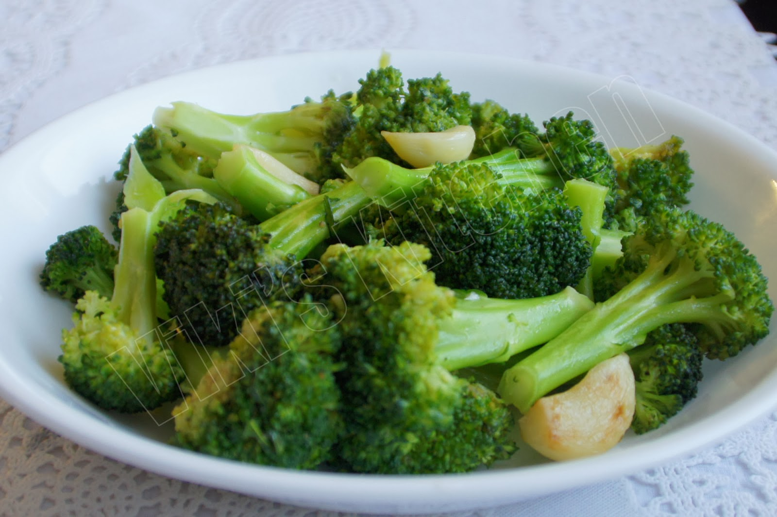 Sauteed Broccoli I make this sauteed broccoli