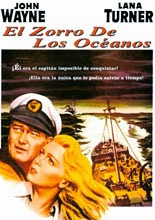 El zorro de los océanos (1955 - The Sea Chase)