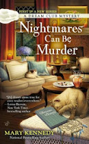 Giveaway: Nightmares Can Be Murder