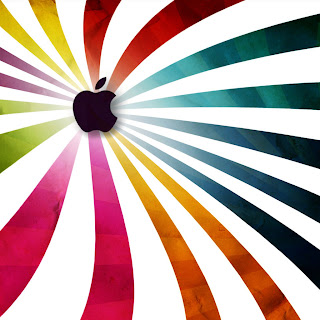 Ipad Apple Logo Wallpaper