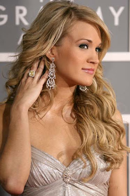 Carrie Underwood Diamond Ring