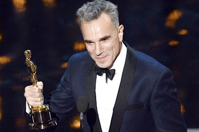 Oscar 2013 Best Actor Daniel Day-Lewis for Lincoln (2012)
