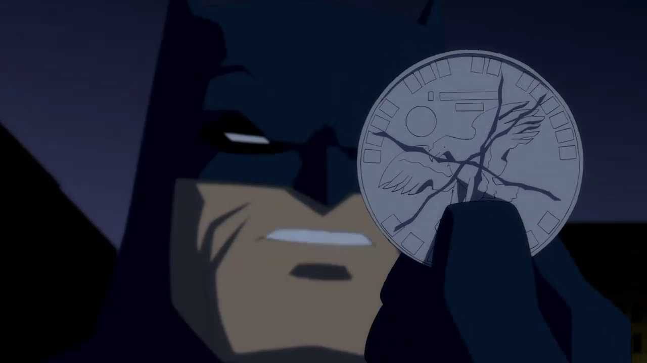 Batman The Dark Knight Returns, Part 1 Hindi Eng