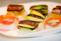 Japanese Menu Nare Sushi