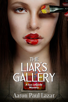 The Liar's Gallery, Gus LeGarde Mystery, #7