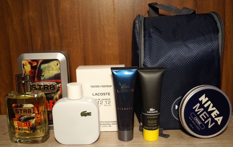 kosmetyki perfumy