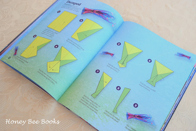 Instructions from Ultimate Paper Airplanes for Kids by Andrew Dewar