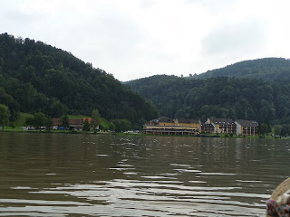 Schlöngen - Danubio