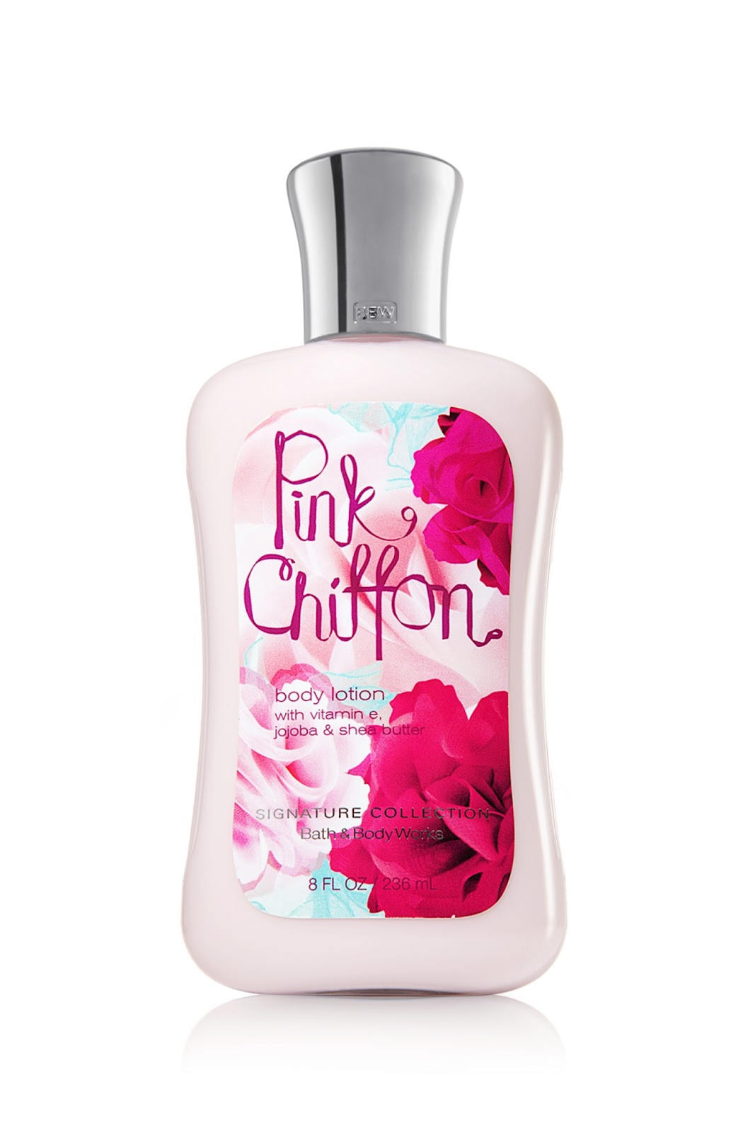 Beauty redefined bath body works pink chiffon lotion review for Bathroom body works