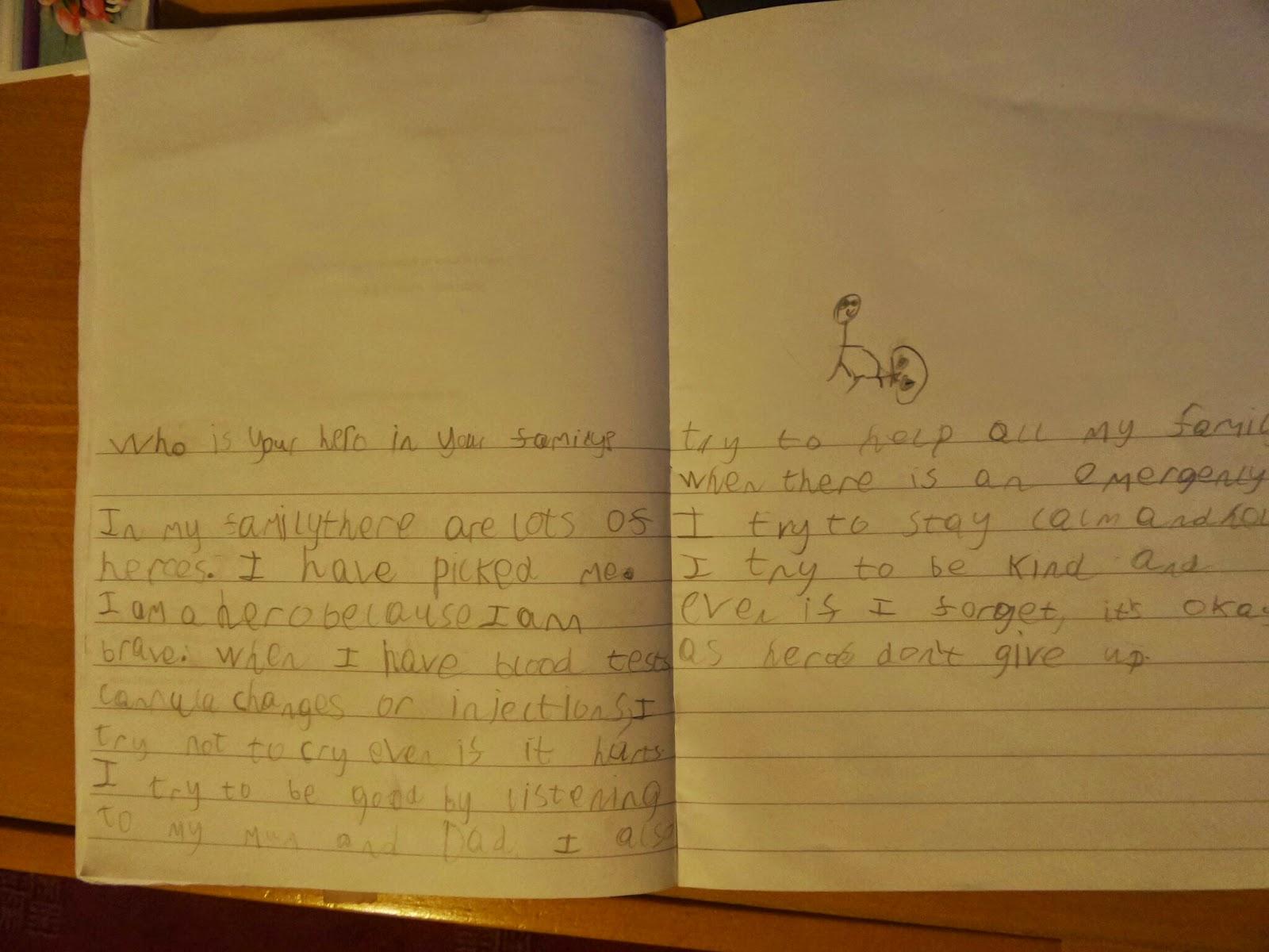 BB's Hero Homework