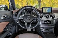 2015 New Mercedes-Benz Generation GLA45 AMG wheel drive view