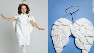 Fantasia Infantil de Anjo