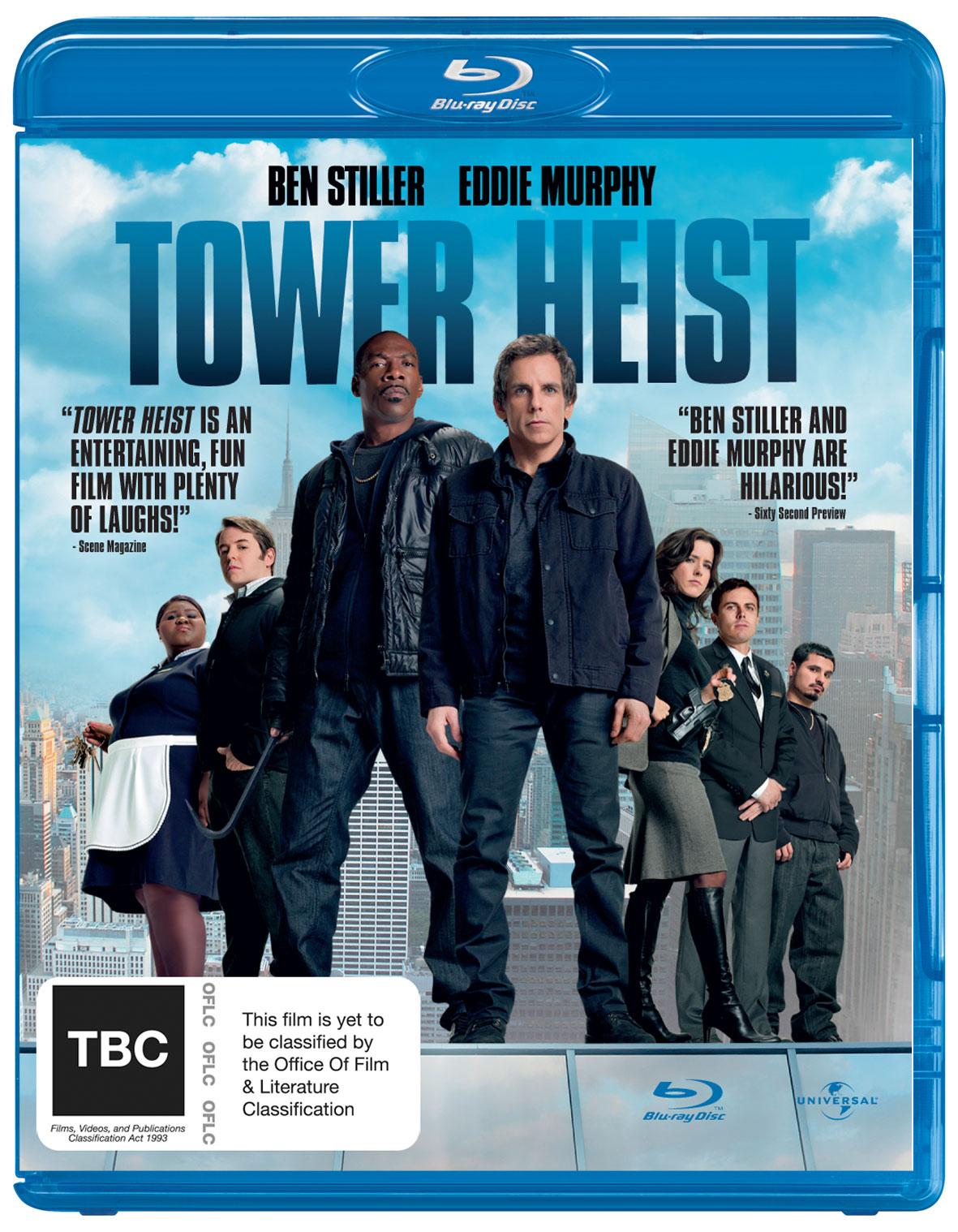 Tower Heist Movie