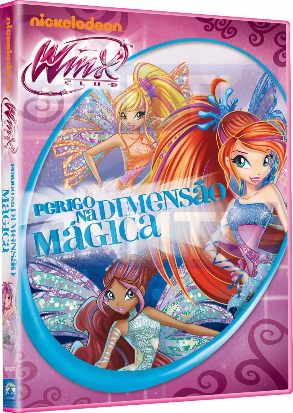 Winx Club: Magical Adventure DVD #Giveaway - What Mommies Need