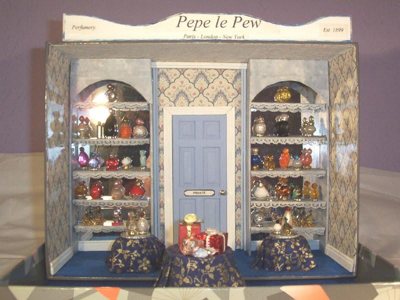 Pepe Le Pew Perfumery title=