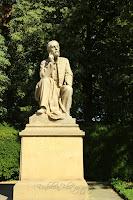 Socha Bedřicha Smetany/The Bedřich Smetana´ Sculpture