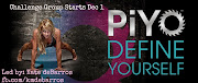 Join my PiYO Challenge Group
