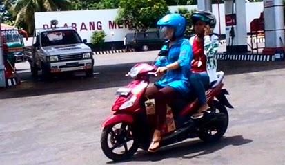 Pengguna Motor Matic