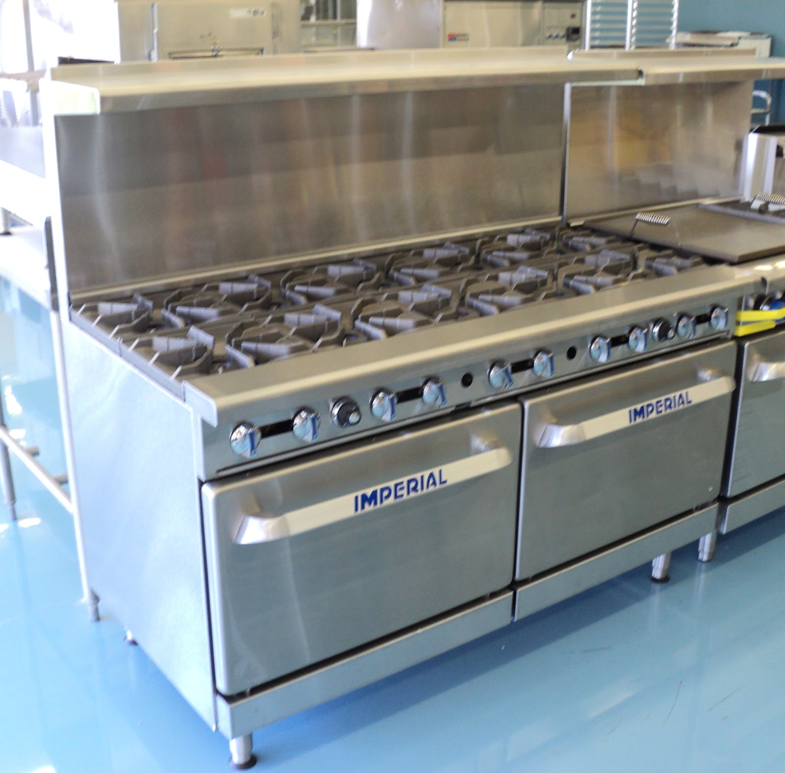 Restaurant Kitchen Gas Stove Any Heater Or Oven Repairs And