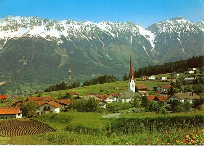 Vill,Innsbruck, Austria