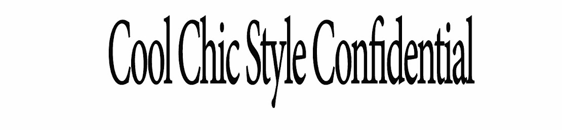 Cool Chic Style Confidential