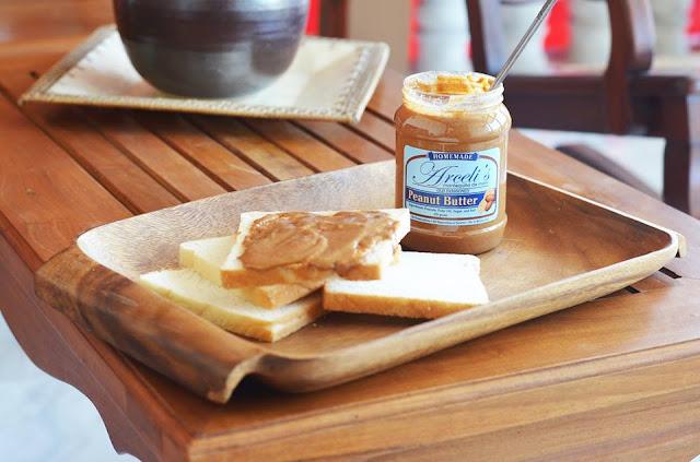 Arceli's Homemade Peanut Butter
