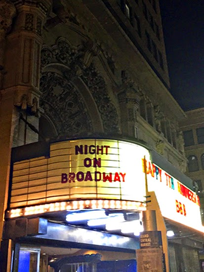 Million Dollar Theater Night on Broadway at Lady by Choice
