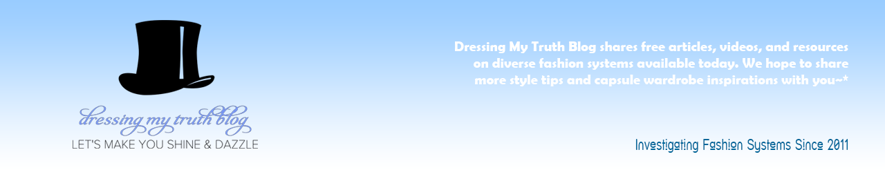 Dressing My Truth Blog