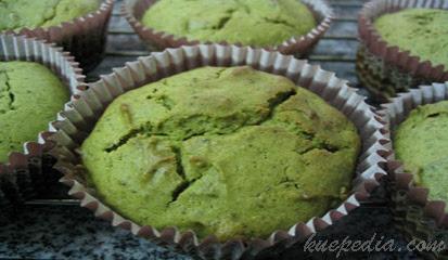 Green Tea Muffin