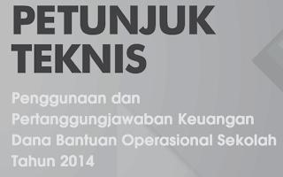 Petunjuk Teknis (Juknis) BOS 2014